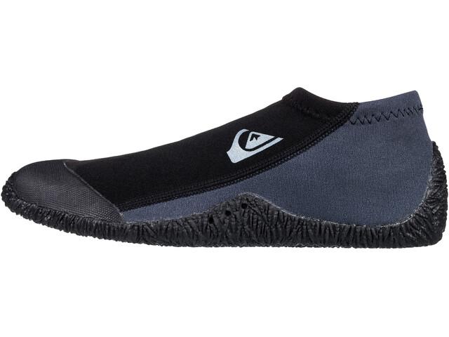 Quiksilver 1mm Prologue Round Toe Surf - Calzado de playa Hombre - gris/negro